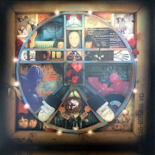 Badly Drawn Boy<br>The Hour Of Bewilderbeast<br>2LP, RE